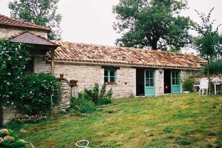 Maison typique Quercynoise avec piscine privée - Carnac-Rouffiac
