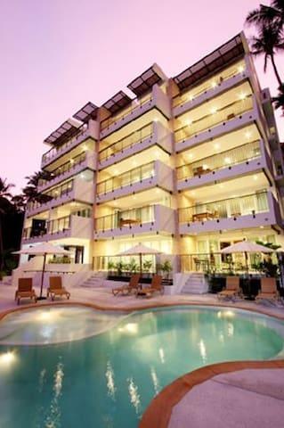 Condo 403, The Park Surin, Phuket - Phuket - Lägenhet