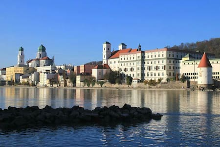 Exclusive flat in historic centre - Passau