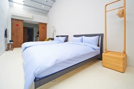 A Modern Beitou Stay with Family