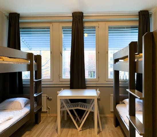Room in the heart of Gothenburg