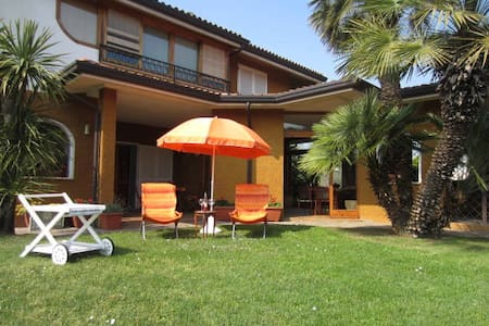 AMAZING VILLA ON GARDA LAKE-POOL - Padenghe sul Garda - 別荘