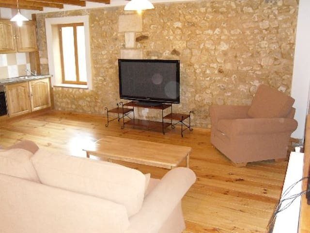 Entire home/flat in Courpignac - Courpignac - Квартира