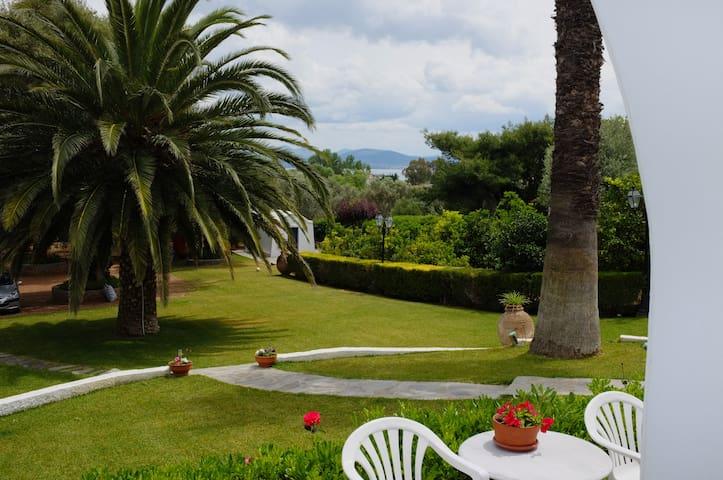 Pefkias Villa, Evia -family friendly vacation home