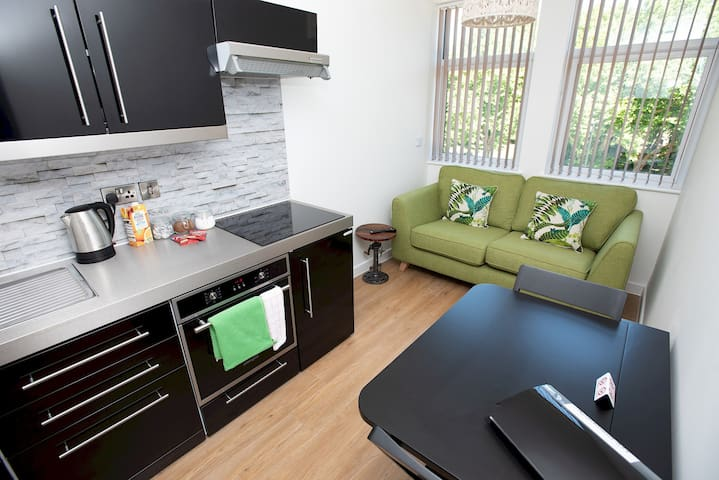 Modern 1 Bed Apartment in City Centre - 311