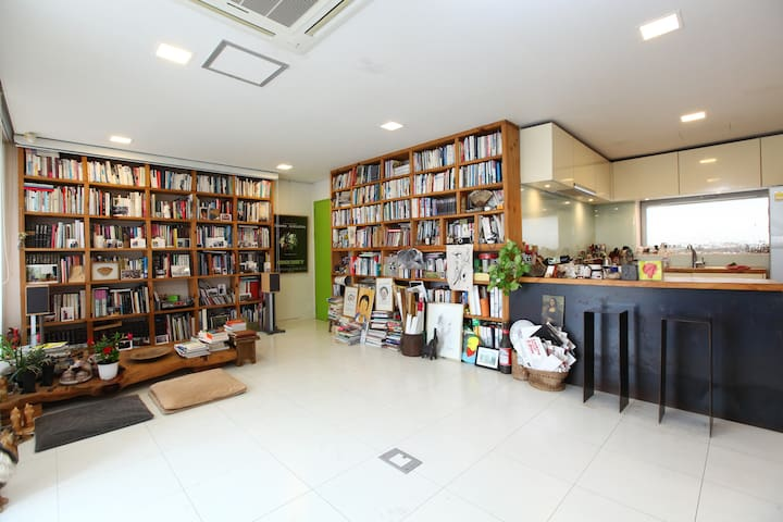 Double Room_2, MOTIF1, Heyri art village, Korea