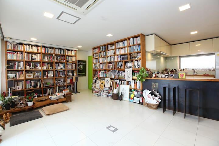 MOTIF1, Heyri art village, Korea-3