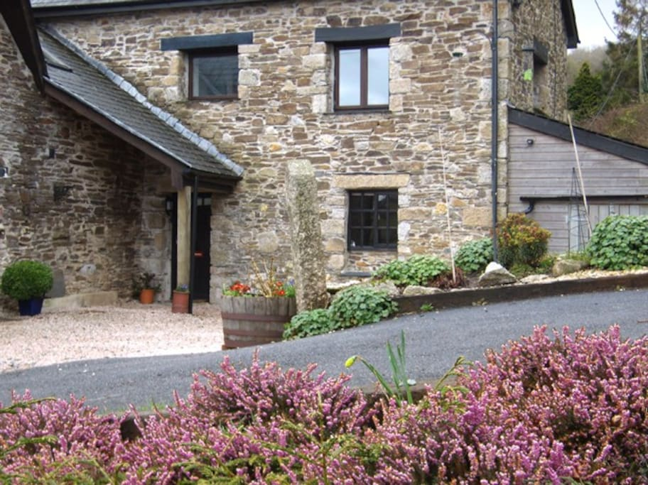 The Buttery at Trussel Barn, self catering cottage