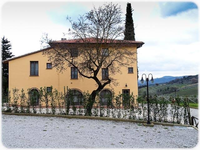 Villa le Ripe La Tinaia - Gambassi Terme - Apartamento