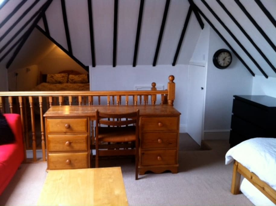 adjoining room with single and double bed subject to availability
