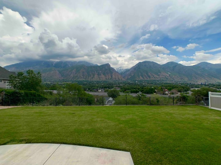 Beautiful Orem home with breathtaking views!