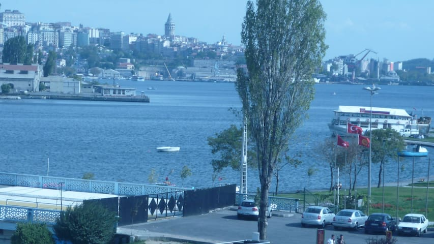 Golden Horn Studio & Terrace  - Istanbul - Apartment
