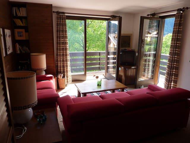 Appartamento di charme a Carisolo - Carisolo - Appartement