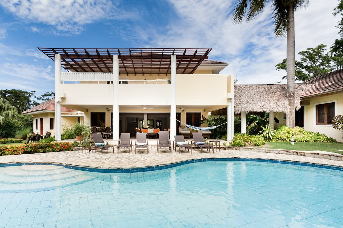 Enchanting Family Size Villa with a Private Pool