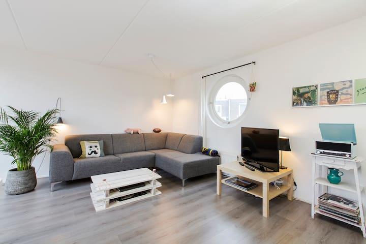 Ruim en schoon appartement in heerlijk Utrecht! - Utrecht - Huis