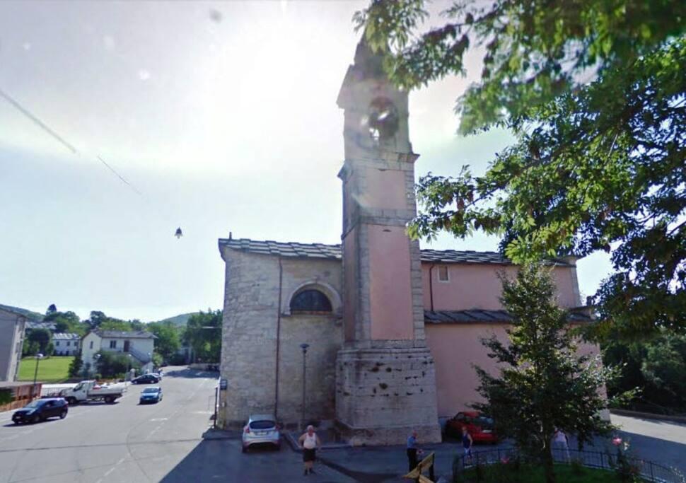 La chiesetta di S.Francesco di Roverè Veronese (VR)