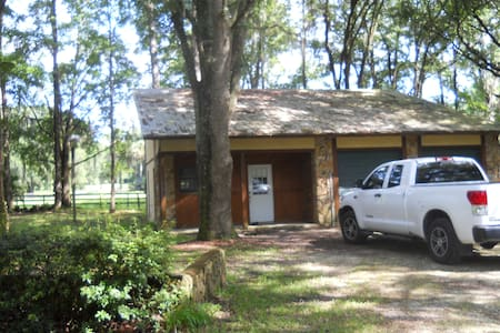 2 Deer Lodge - Micanopy - Byt