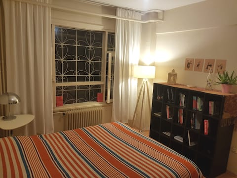 Cosy apartment with a garden in Central Kadıköy2