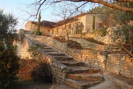 La Beloio, Villa de charme à Gordes - Gordes