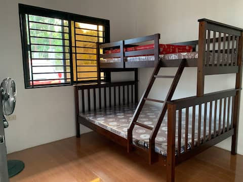 Private Room near Pandin Lake, San Pablo City