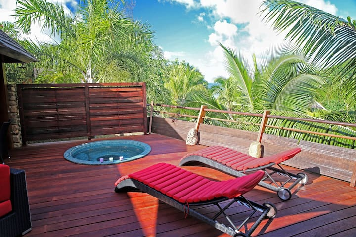 Villa Opuhi Legend Resort Moorea - Windward Islands - House