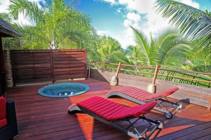 Villa Opuhi Legend Resort Moorea
