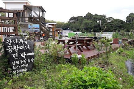 1층 일반방 - Sannae-myeon, Namweon