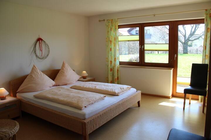 """Holiday apartment """"Wiesengrund"""" in Black Forest"""