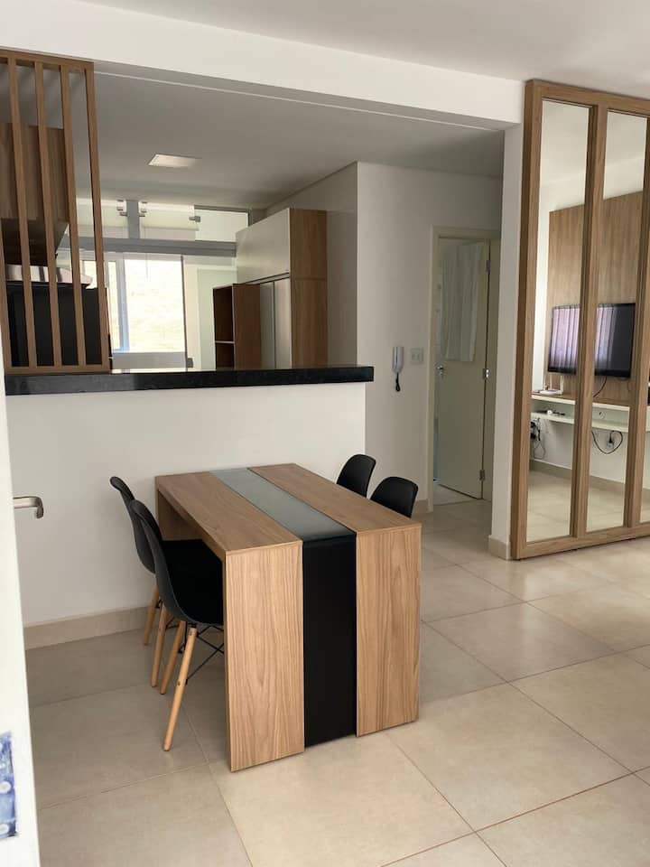 Apartamento Mobiliado em Barretos!!