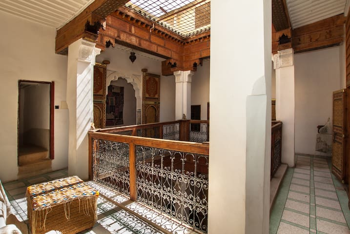 The White Room, Dar Rbab, Fes - Fès - Bed & Breakfast