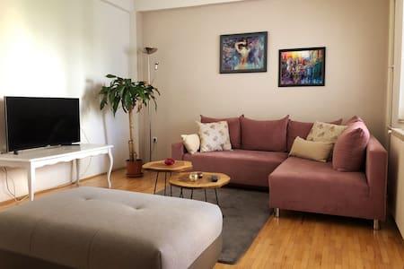 Cozy couchette for perfect  Skopje getaway