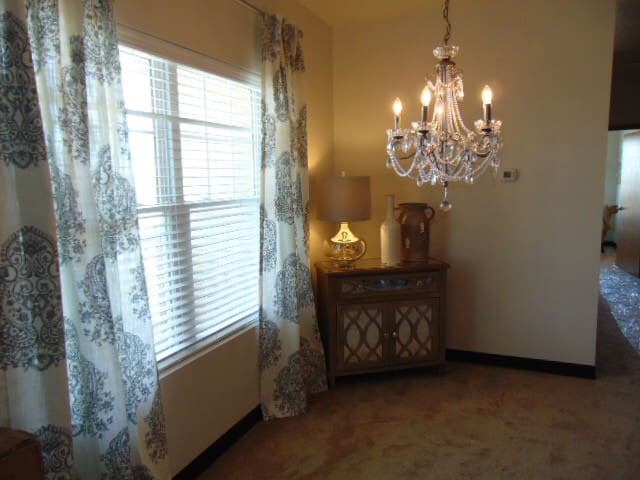 Fully Furnished Apartment 2b/2baths - Saint Clairsville - Lägenhet