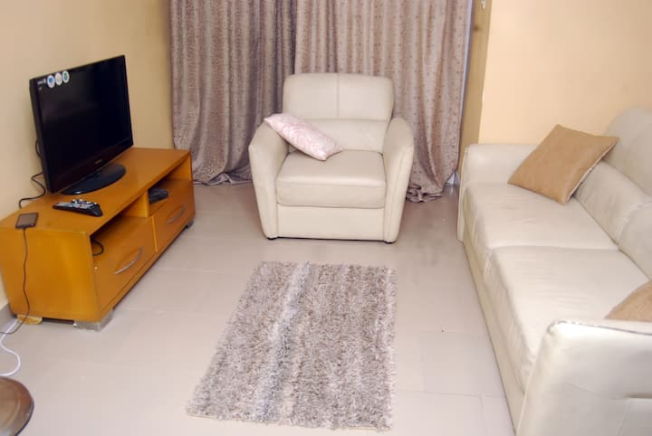 Brooks @ Lekki +Entire 1bed room flat