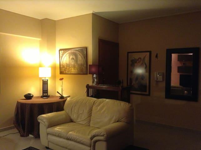 Quiet spacious adorable appartment! - Marousi - Flat