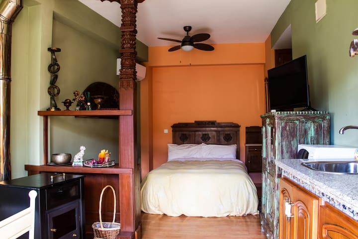 Apartamento rural con hidromasaje - Plasenzuela - Lejlighed