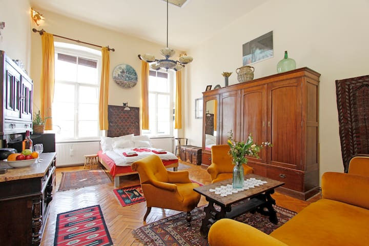 Best panorama, great location on Buda side - Boedapest - Appartement