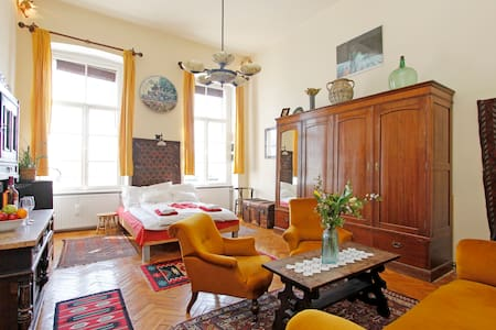 Best view of Buda, great location  - Budapest - Appartement