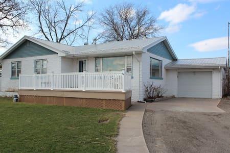 Nebraska Outback - Sutherland - บ้าน