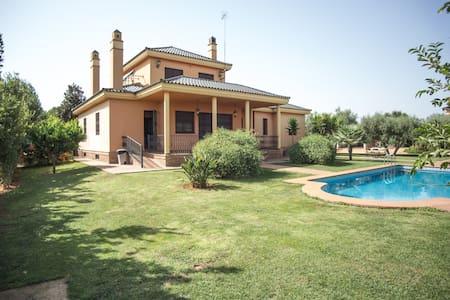 """Villa in Sevilla, """"Entre Olivos"""" - Mairena del Alcor"""