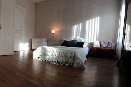 Jolie chambre  dans maison gersoise - Riscle - Reihenhaus