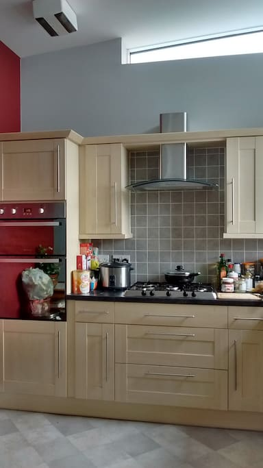 See yourself cooking in our kitchen