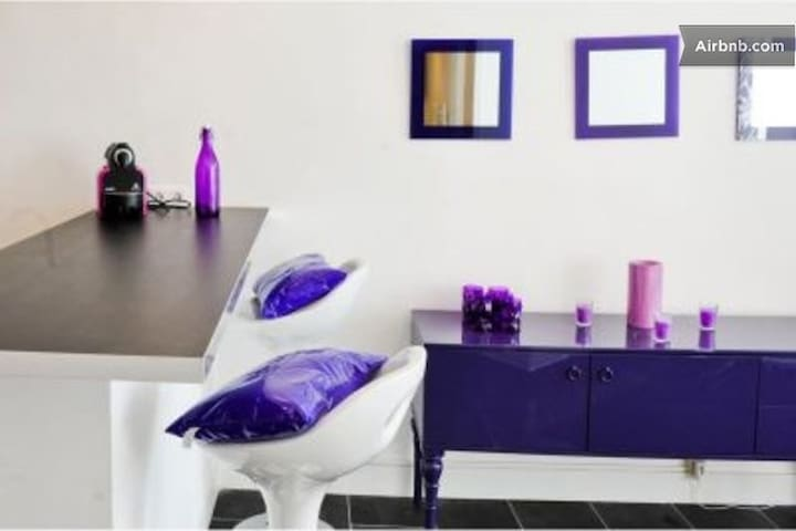 DREAM APPARTMENT IN MARSEILLE - Marselha - Apartamento