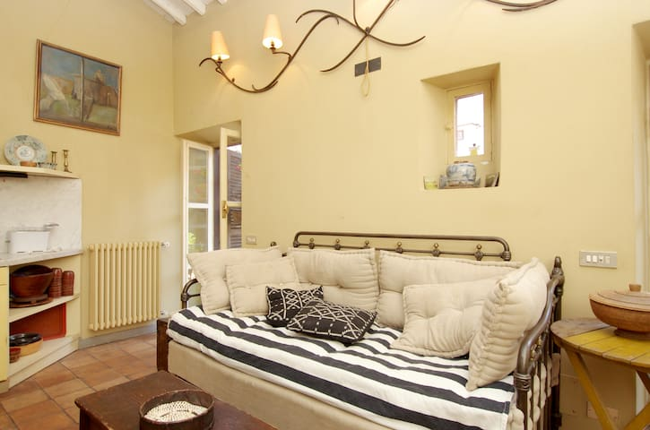 Charming flat in the heart of Rome - Rome - House