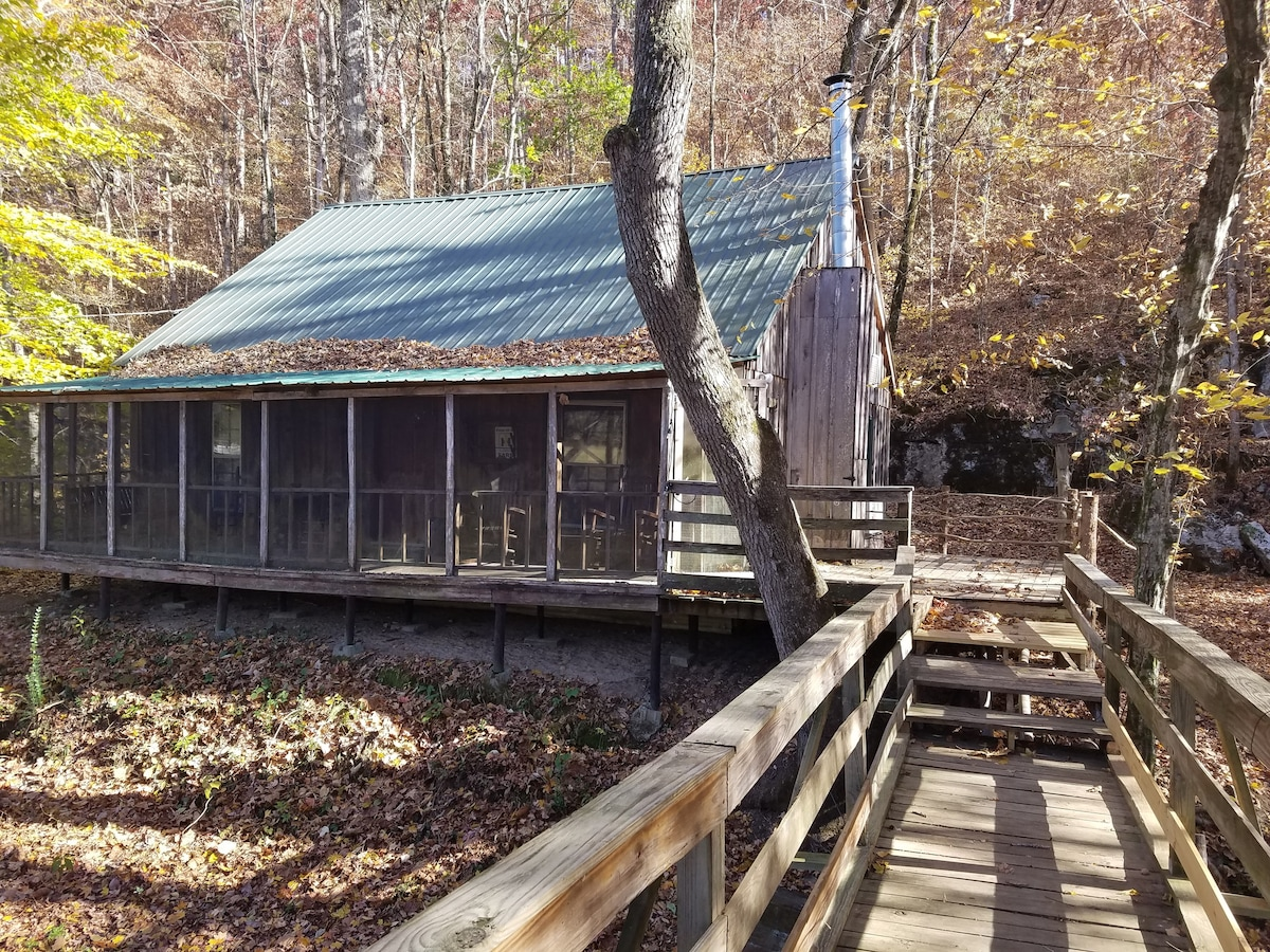 Cabins In Guntersville