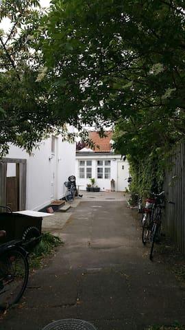 Nice house in green surroundings, close to city. - Kopenhagen - Haus