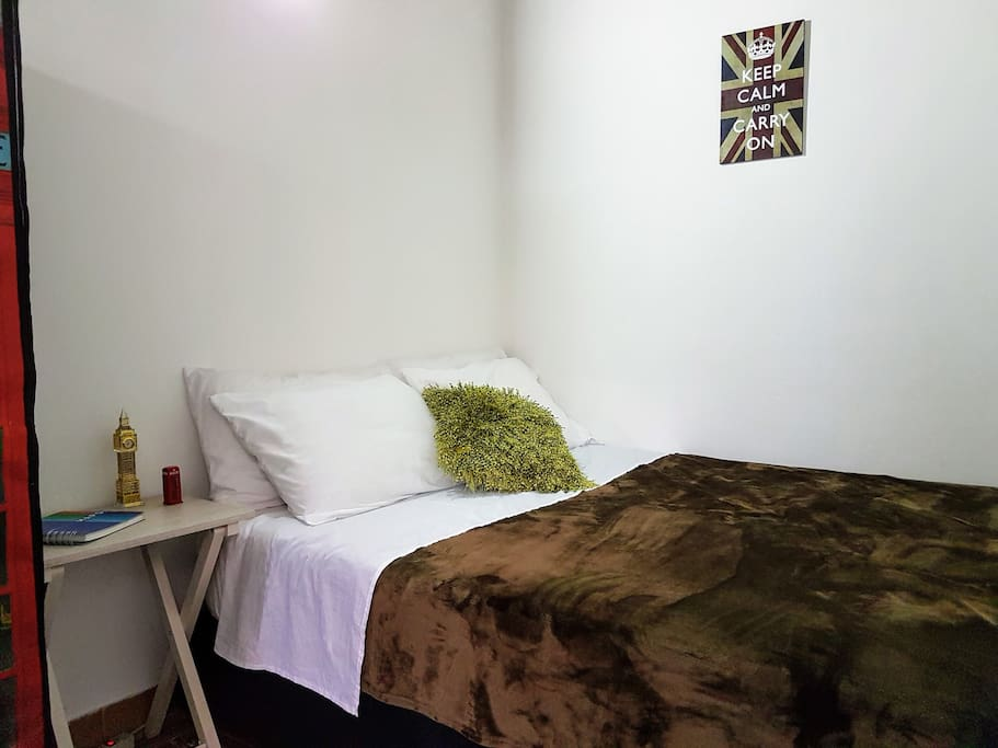 Your pivate bedroom