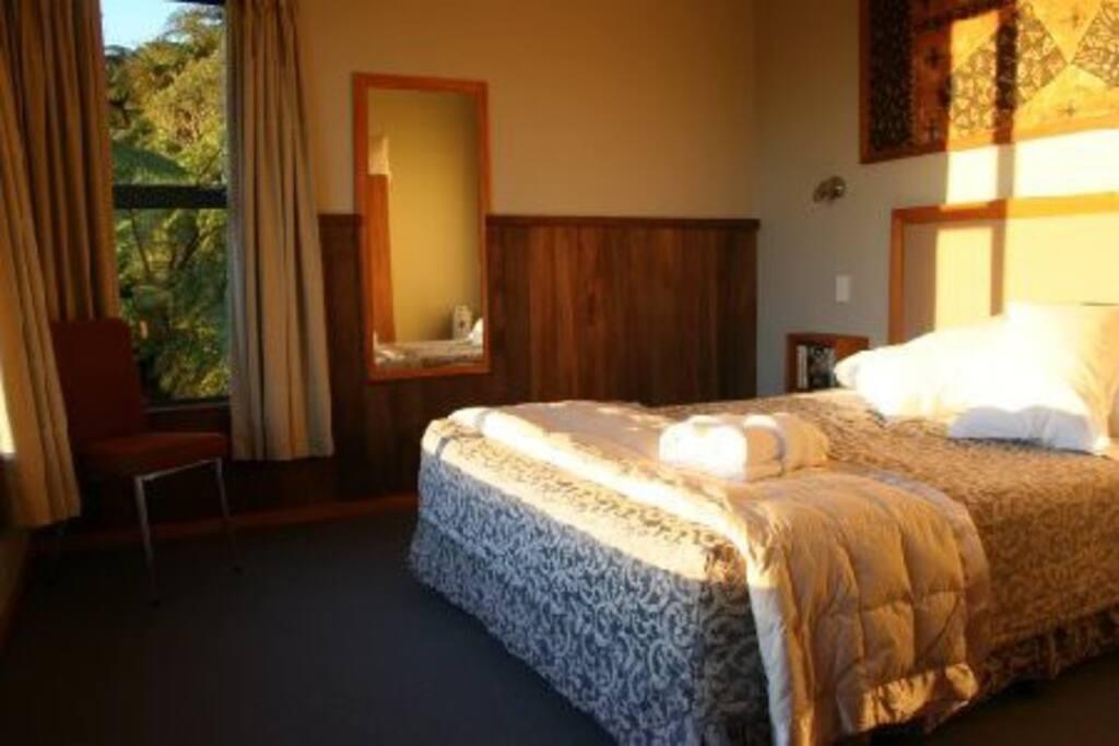 rata bedroom