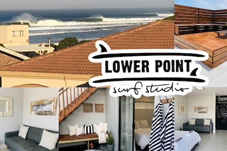 Lower Point Surf Studio!
