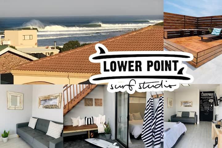 Lower Point Surf Studio!