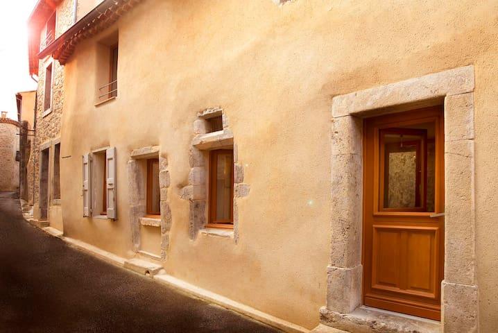 The Gallery House - Lagrasse - Casa
